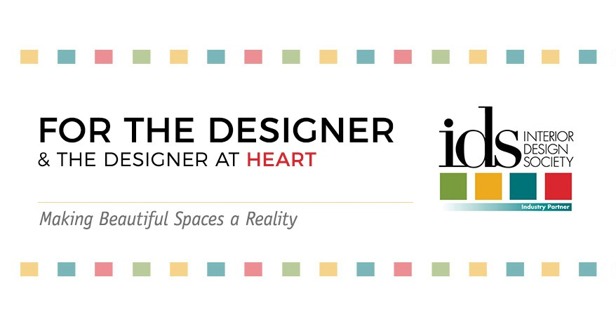 Interior Design Society - Industry Partner