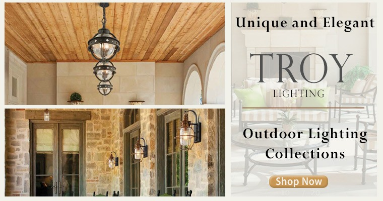 Shop Troy Lighting - Be Unique