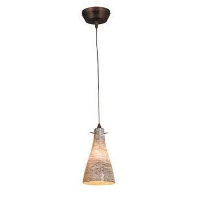 Access Lighting 23218UJ Cavo - One Light Pendant with Italian Wire Glass