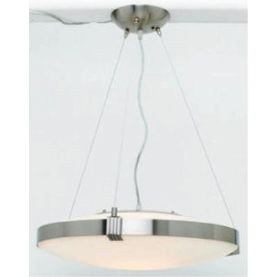 Access Lighting 50102 Luna - One Light Pendant/Semi-Flush Mount