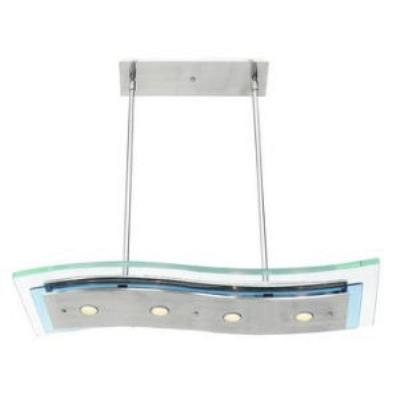 Access Lighting 50107 Aquarius - Four Light Semi-Flush/Pendant