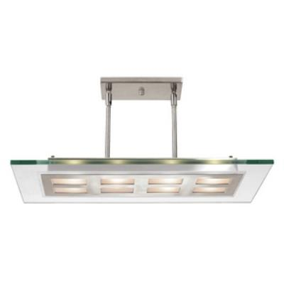 Access Lighting 50108 Aquarius - Eight Light Semi-Flush Mount