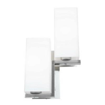 Access Lighting 50195-BS/OPL Erin - Two Light Wall/Bath Vanity