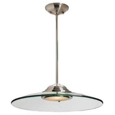 Access Lighting 50444 Phoebe - One Light Pendant/Semi-Flush Mount