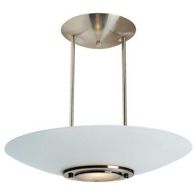 Access Lighting 50454 Argon - One Light Pendant/Semi-Flush Mount