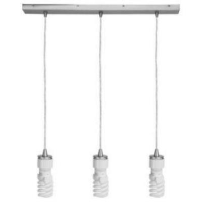 Access Lighting 52026 Trinity - Three Light Bar Pendant Assembly