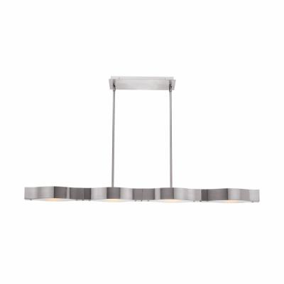 Access Lighting 62316 Titanium - Four Light Semi-Flush Mount