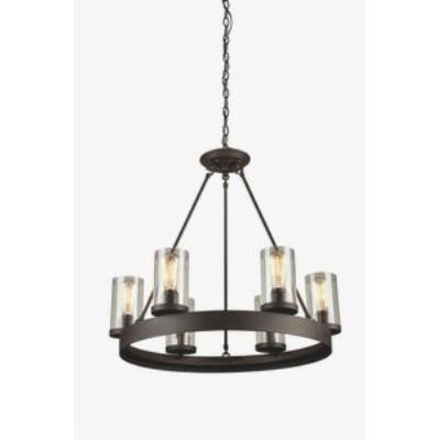 Artcraft Lighting AC10006 Menlo Park - Six Light Chandelier