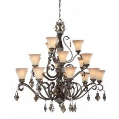 Artcraft Lighting AC1461 Vienna - Eighteen Light Chandelier