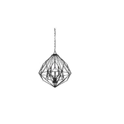 Artcraft Lighting CD2004OB Monterey - Four Light Chandelier