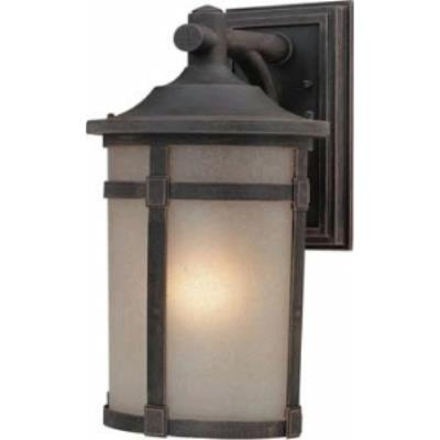 Artcraft Lighting AC8630 St. Moritz - One Light Small Outdoor Wall Mount
