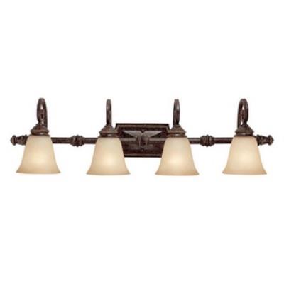 Capital Lighting 1524CB-287 Barclay - Four Light Bath Vanity
