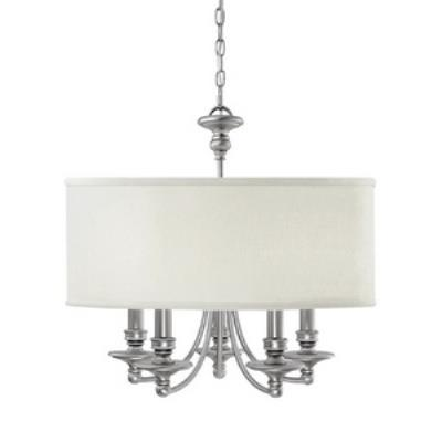 Capital Lighting 3915MN-455 Midtown - Five Light Chandelier