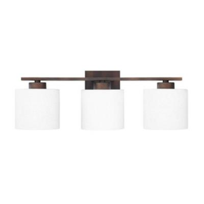 Capital Lighting 8493BB-103 Steele - Three Light Bath Vanity