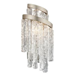 Mont Blanc - Two Light Wall Sconce