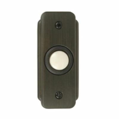 Craftmade Lighting BR2 Decorative Push Button Door Bell