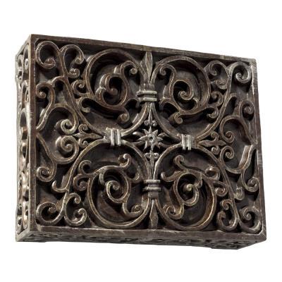 Craftmade Lighting CAB-RC Carved Box - Renaissance
