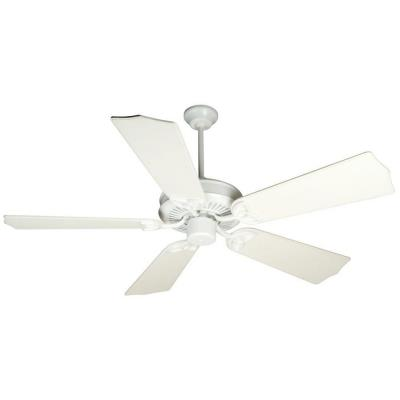 "Craftmade Lighting CXL52W CXL 52"" Ceiling Fan"