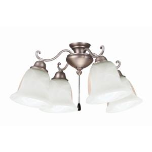 Universal - Four Light Ceiling Fan Kit