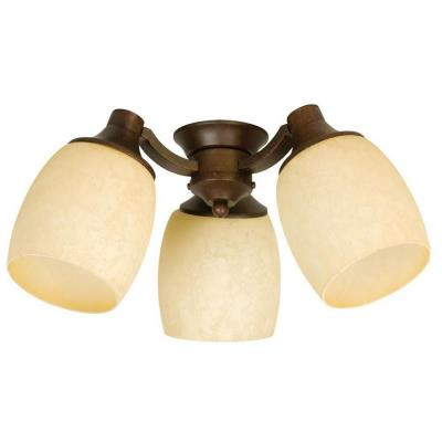 Craftmade Lighting LK47CFL Woodward Three Light Kit