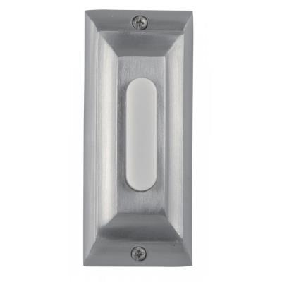 Craftmade Lighting PB4042 Decorative Push Button Door Bell