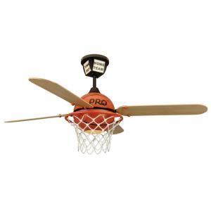 "Prostar - 52"" Basketball Ceiling Fan"