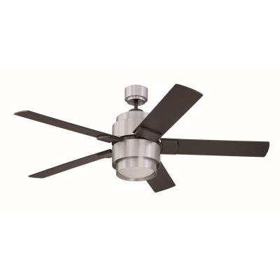 "Craftmade Lighting SI56BA Silo - 56"" Ceiling Fan"