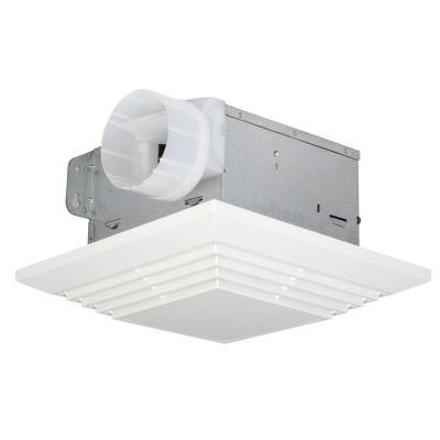 "Craftmade Lighting TFV90 13"" Decorative Bathroom Exhaust Fan"