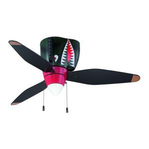 """Warbird - 48"""" Air Power Fan"""