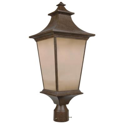 Craftmade Lighting Z1325 Argent - One Light Post