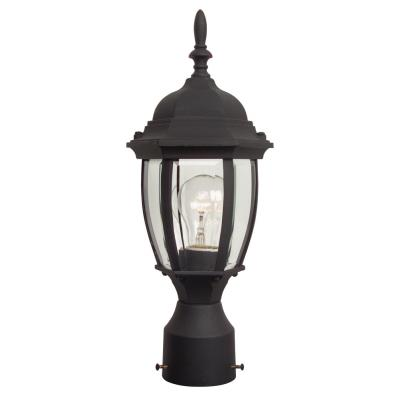 Craftmade Lighting Z265 One Outdoor Small Post Light