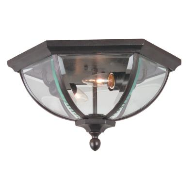 Craftmade Lighting Z3017 Britannia - Two Light Flush Mount