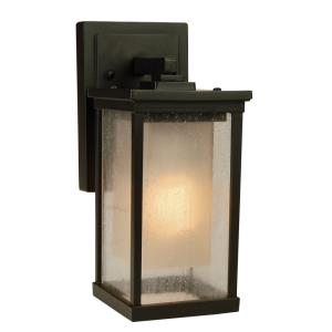 Riviera - One Light Outdoor Small Wall Mount