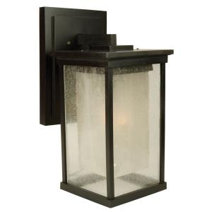 Riviera - One Light Large Outdoor Wall Mount