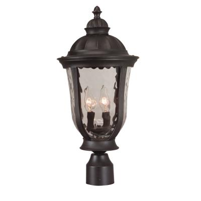 Craftmade Lighting Z6025 Frances - Three Light Outdoor Large Post Mount