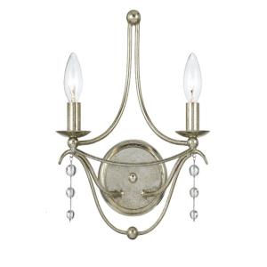 Metro - Two Light Wall Sconce