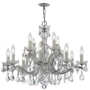 Maria Theresa - Twelve Light Chandelier