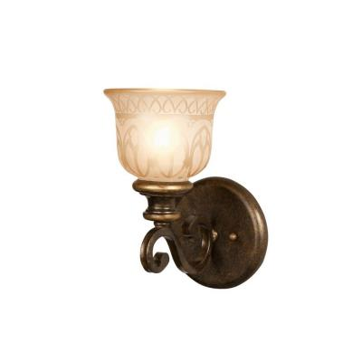 Crystorama Lighting 7401 Norwalk Wall Sconce