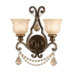 Norwalk - Two Light Wall Sconce