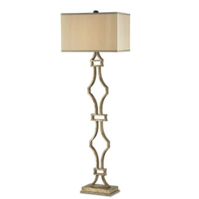 Currey and Company 8028 Eternity - Floor Lamp