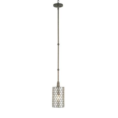 Currey and Company 9055 Regatta - One Light Pendant