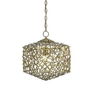 Confetti - One Light Cube Pendant