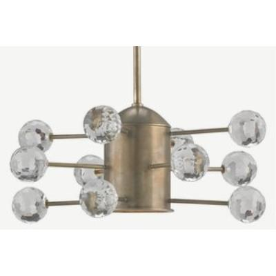 Currey and Company 9350 Zsa Zsa - One Light Pendant
