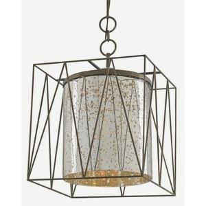 Marmande - One Light Square Lantern