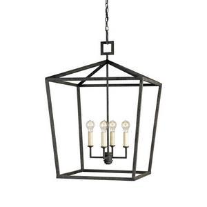 Denison - Four Light Lantern