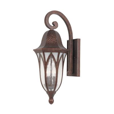 Designers Fountain 20621 Berkshire - Three Light Outdoor Wall Lantern