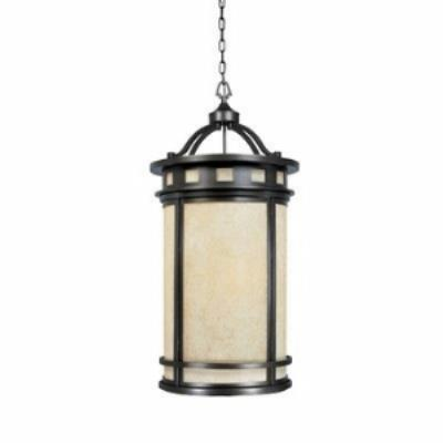 Designers Fountain 23854-AM-ORB Sedona - Four Light Foyer