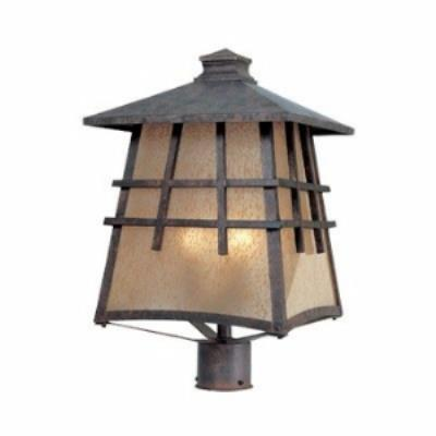 Designers Fountain 30726 Oak Park - Four Light Outdoor Post Lantern