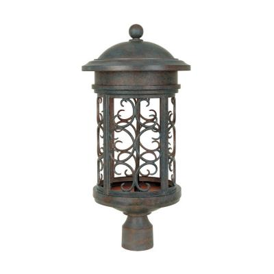 Designers Fountain 31136 Ellington - One Light Outdoor Post Lantern