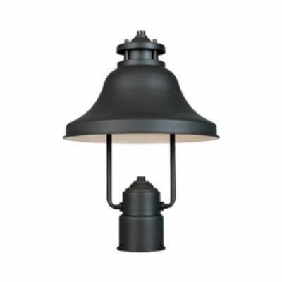 Designers Fountain 31336-BZ Bayport - One Light Outdoor Post Lantern